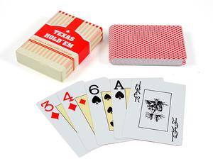 """Карты """"Texas Hold'Em"""" для покера (42611)"""