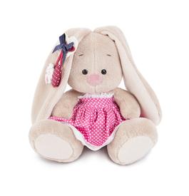 Зайка Ми  в розовой юбочке и с вишней(малыш)(SidX - 167)