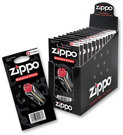 Кремнии в блистере для ZIPPO (2406N)