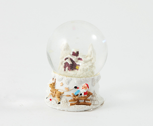 "Шар со снегом ""Новогодний""  (73371)"