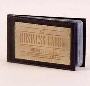 Визитница карманная код: (004-07-09)