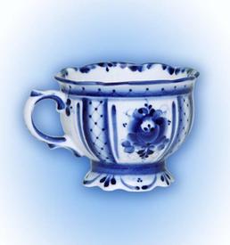 "Чашка ""НАДЕЖДА"" (НХПPG0157-08)"