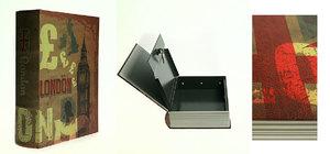 """Книга-сейф """"Лондон"""" (184415)"""