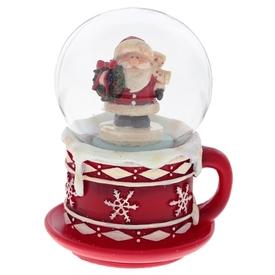 "Фигурка в шаре ""Санта""(674957)"