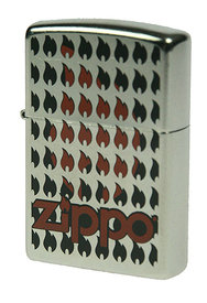 """Зажигалка """"Zippo"""" 4*6см (28780Motif)"""