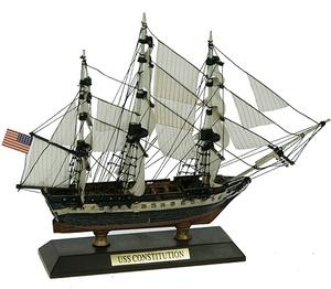 "Модель корабля ""USS Constitution"" код: (29083)"