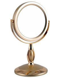 """Зеркало настольное (B4""""906 G5/G Gold)"""