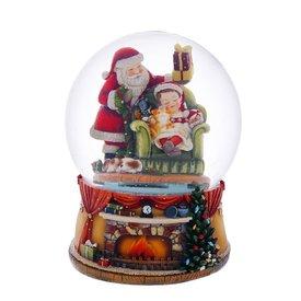 """Шар с муз. """"Дед Мороз""""(721732)"""