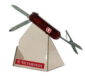 Нож-брелок Victorinox SIGNATURE LITE 58мм полупр. Красный (0.6226.T)