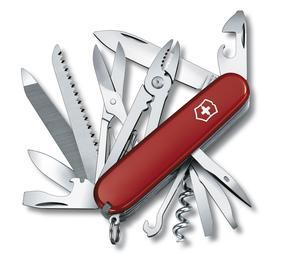 Офицерский нож Victorinox HANDYMAN 91мм Красный (1.3773)