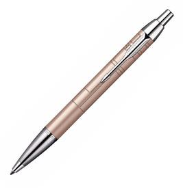 Шариковая ручка PARKER IM Premium. Розовый металлик (S0949780)