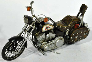 "691424 Мотоцикл ""1992 Black FXSTS HD San Francisco"""