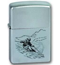 """Зажигалка """"Zippo"""" (220.033 (205 Skier)"""