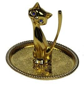 "Подставка для колец ""Кошка""  (62259)"