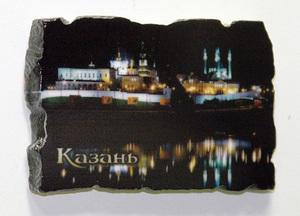 """Магнит """"Кремль.Ночь. Отражение"""" (МП-17К)"""