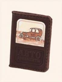 Обложка для водительского удостоверения (003-08-03)
