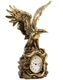 """Часы """"Орел на скале (41013 Б)"""