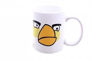 """Кружка """"Angry Birds"""" Белая Птица (7876)"""