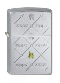 """Зажигалка ZIPPO """"Zippos"""" (205 Zippos)"""