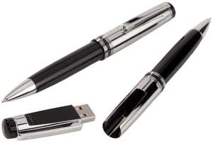 Флешка Respect Pen с шариковой ручкой, 8 Гб (5164.08)